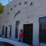 Leisure time-out at Gruene Hall - October 2014
