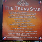 A history of The Texas Star; State Fair of Texas - October 2014