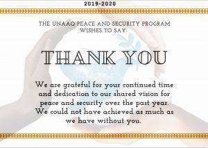 UNAA P&S Certificate o